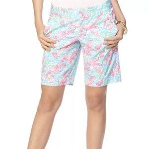 Lilly Pulitzer Lobstah Roll Chipper Shorts